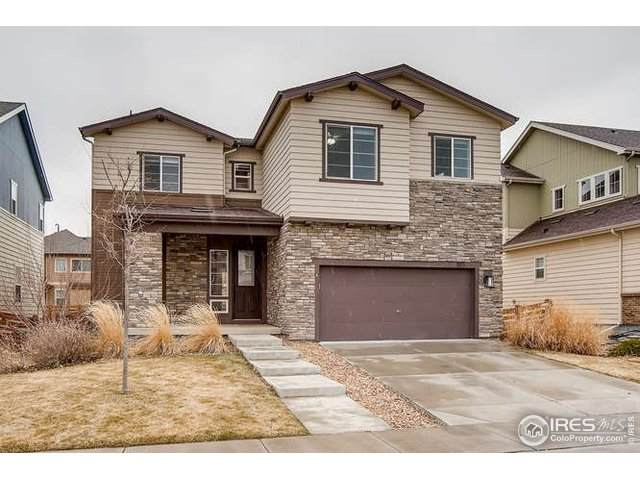 803 Dawn Ave, Erie, CO 80516 (MLS #907255) :: 8z Real Estate