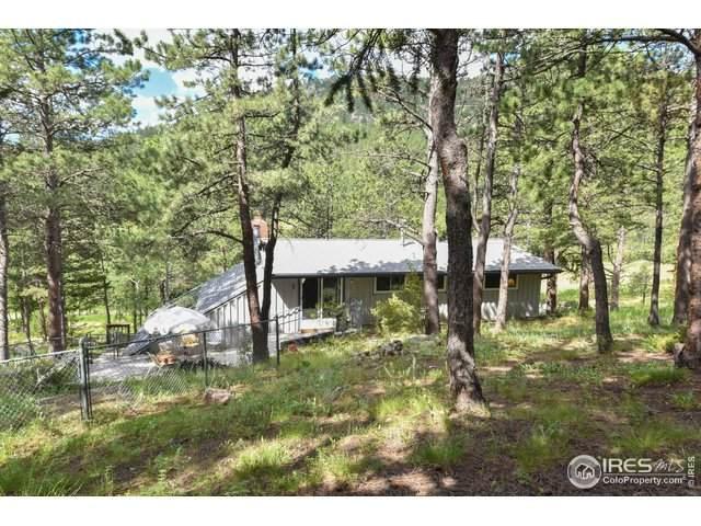 712 Aspen Dr, Lyons, CO 80540 (MLS #907269) :: Hub Real Estate