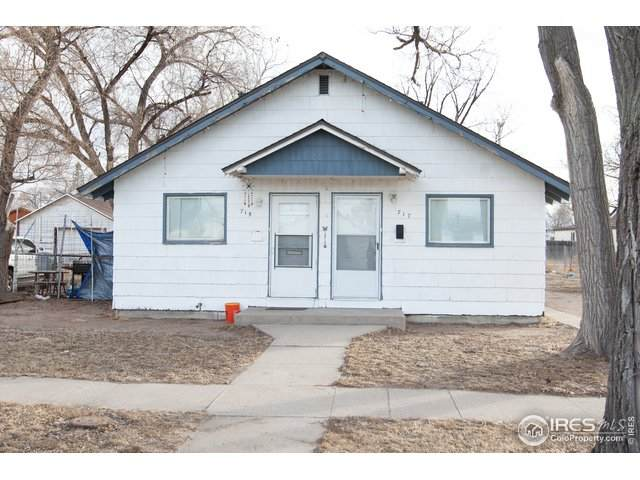 715 Douglas St, Sterling, CO 80751 (MLS #907291) :: Colorado Home Finder Realty
