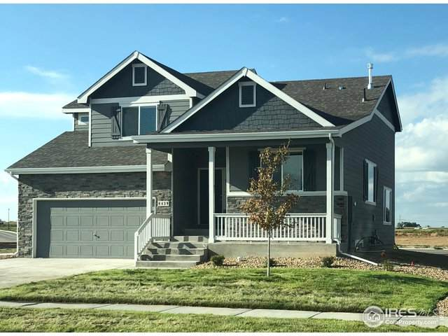 8439 13th St Rd, Greeley, CO 80634 (MLS #907294) :: June's Team