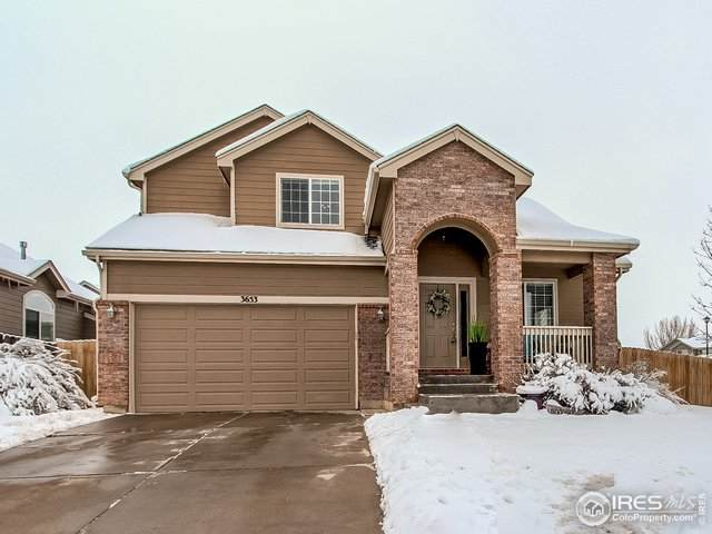3653 Porter Ln, Johnstown, CO 80534 (MLS #907297) :: 8z Real Estate