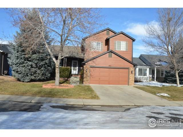 1831 Wilson Cir, Erie, CO 80516 (MLS #907302) :: Bliss Realty Group