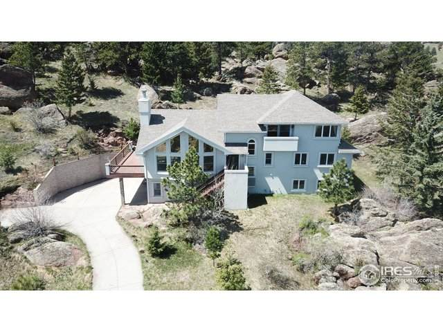 9001 Eastridge Rd, Golden, CO 80403 (MLS #907305) :: J2 Real Estate Group at Remax Alliance