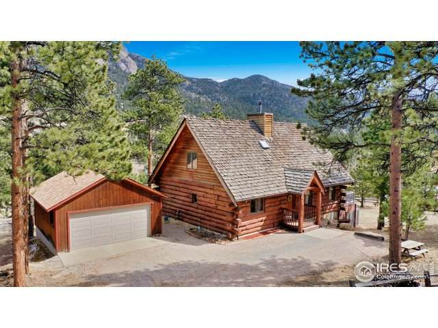 2816 Aspen Ln, Estes Park, CO 80517 (#907312) :: The Dixon Group