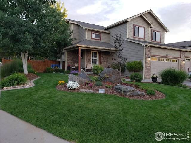2321 72nd Ave, Greeley, CO 80634 (#907313) :: The Brokerage Group