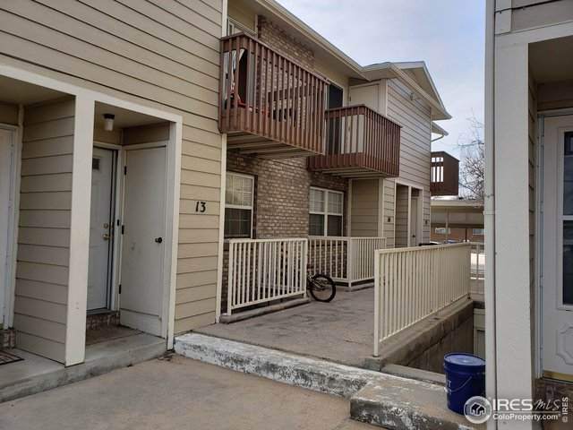 1865 Terry St #14, Longmont, CO 80501 (MLS #907338) :: Colorado Home Finder Realty