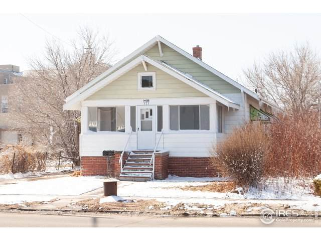 323 Chestnut St, Sterling, CO 80751 (MLS #907349) :: Colorado Home Finder Realty