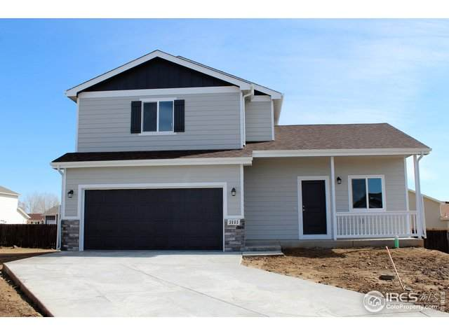 3003 Canvasback Ct, Evans, CO 80620 (#907352) :: My Home Team