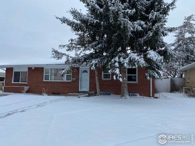 2916 W 12th St Rd, Greeley, CO 80634 (MLS #907363) :: 8z Real Estate