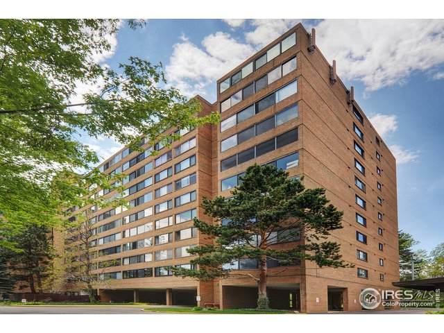 1850 Folsom St #803, Boulder, CO 80302 (MLS #907372) :: J2 Real Estate Group at Remax Alliance