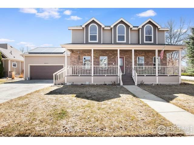 2601 Brownstone Ct, Fort Collins, CO 80525 (#907385) :: The Brokerage Group