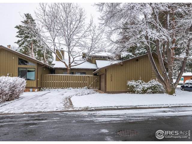 1025 Wind Trl #1, Fort Collins, CO 80526 (MLS #907386) :: J2 Real Estate Group at Remax Alliance