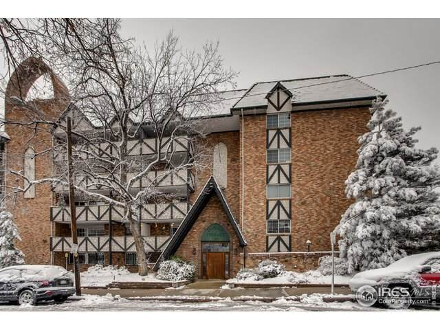 1350 Josephine St #204, Denver, CO 80206 (MLS #907397) :: Jenn Porter Group
