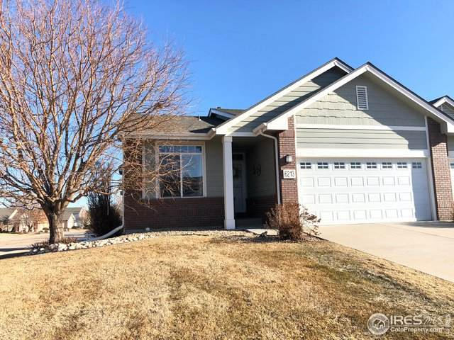 6213 W 8th St A, Greeley, CO 80634 (MLS #907401) :: 8z Real Estate