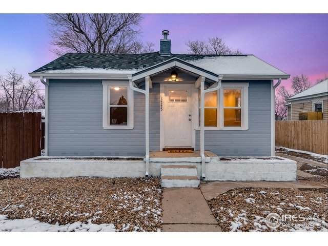 1225 5th St, Greeley, CO 80631 (MLS #907423) :: Colorado Home Finder Realty