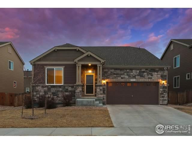 951 Sumner Way, Erie, CO 80516 (MLS #907428) :: 8z Real Estate