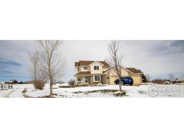 29215 E 163rd Pl, Brighton, CO 80603 (MLS #907431) :: 8z Real Estate