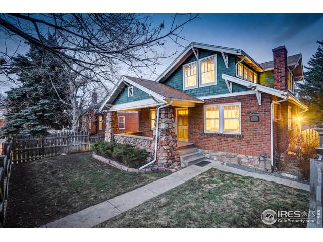 842 16th St, Boulder, CO 80302 (MLS #907446) :: Colorado Home Finder Realty