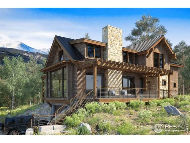 11 Juneau Cir, Nederland, CO 80466 (MLS #907456) :: 8z Real Estate