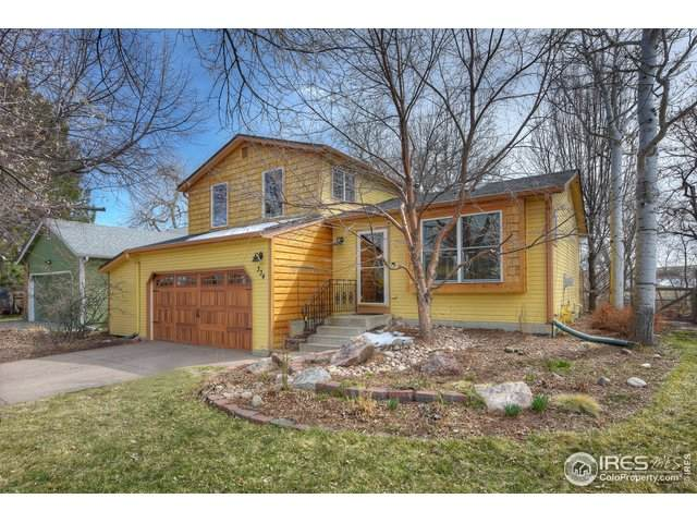 334 Chestnut St, Louisville, CO 80027 (MLS #907457) :: 8z Real Estate