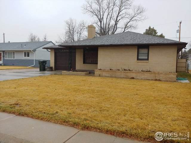 1120 S 10th Ave, Sterling, CO 80751 (MLS #907465) :: 8z Real Estate