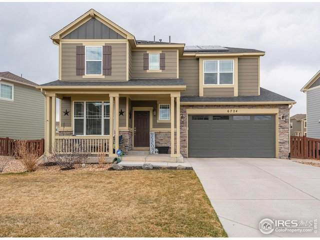 6724 Flintlock Rd, Timnath, CO 80547 (MLS #907468) :: 8z Real Estate
