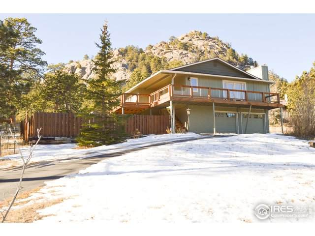 201 Fall River Ln, Estes Park, CO 80517 (#907475) :: The Dixon Group