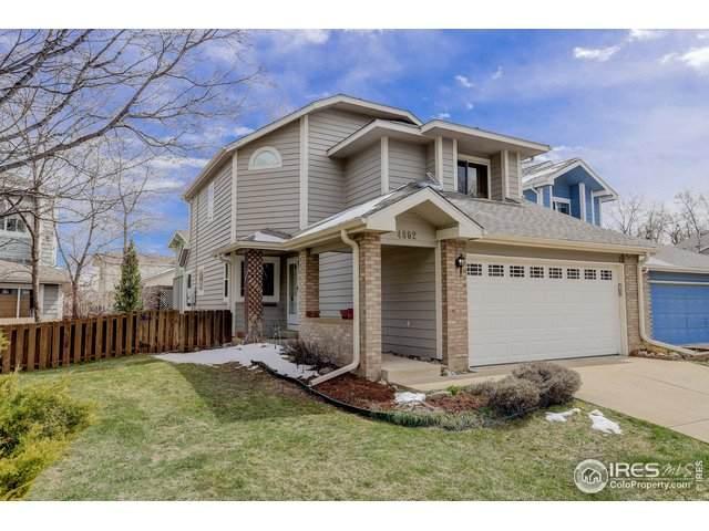 4802 Hopkins Pl, Boulder, CO 80301 (MLS #907481) :: 8z Real Estate