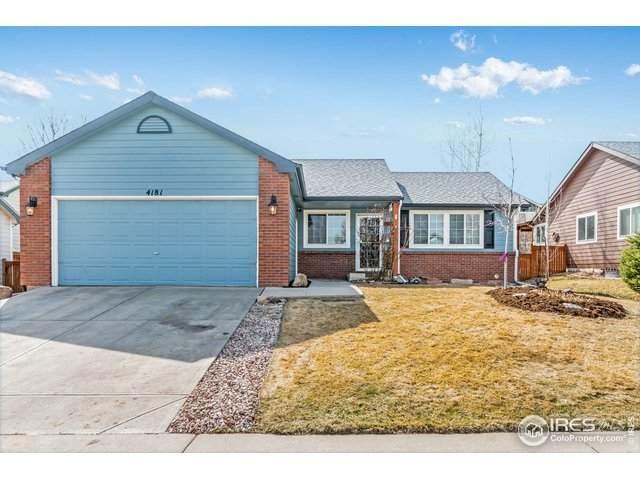 4181 Stringtown Dr, Loveland, CO 80538 (MLS #907501) :: 8z Real Estate