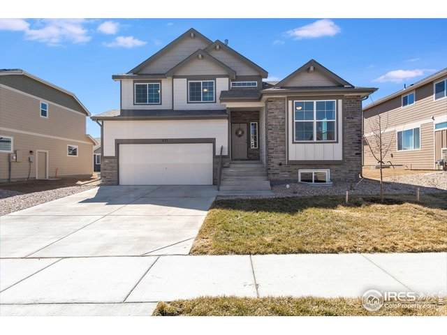 475 Mt Belford Dr, Severance, CO 80550 (MLS #907505) :: Bliss Realty Group
