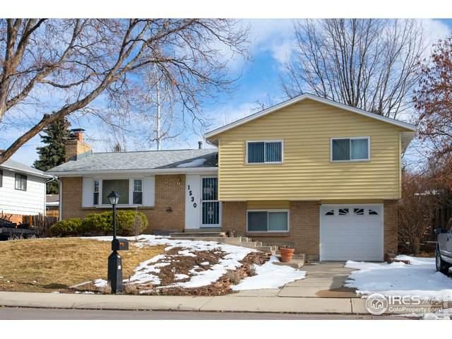 1530 S Terry St, Longmont, CO 80501 (MLS #907507) :: 8z Real Estate