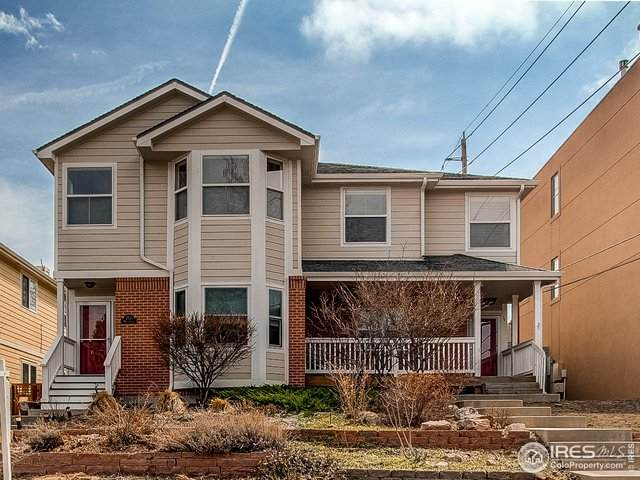 733 15th St, Golden, CO 80401 (MLS #907511) :: J2 Real Estate Group at Remax Alliance