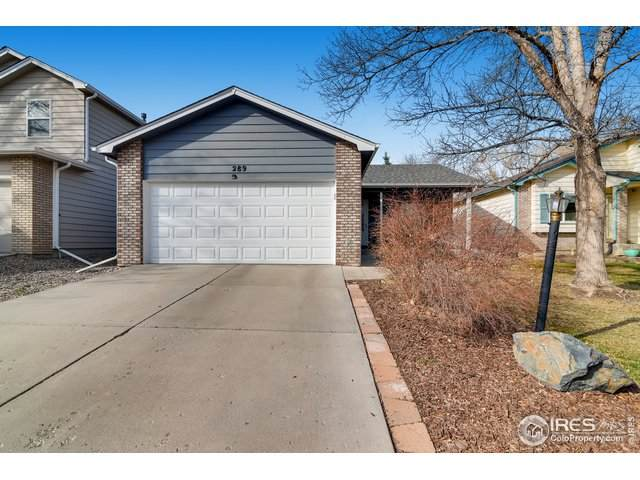 289 Pin Oak Dr, Loveland, CO 80538 (MLS #907516) :: 8z Real Estate