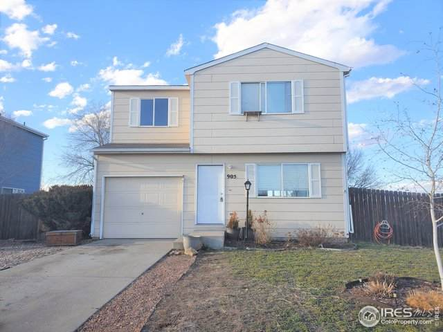 905 E 24th St Rd, Greeley, CO 80631 (MLS #907527) :: 8z Real Estate