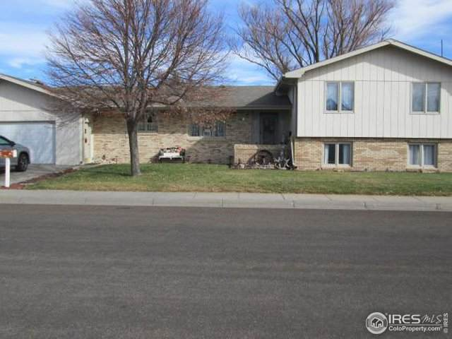 820 Spruce St, Julesburg, CO 80737 (#907537) :: Re/Max Structure
