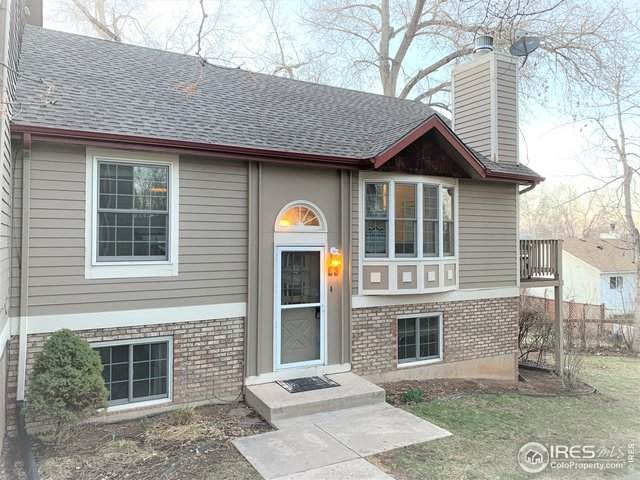 2828 Silverplume Dr E3, Fort Collins, CO 80526 (MLS #907539) :: J2 Real Estate Group at Remax Alliance