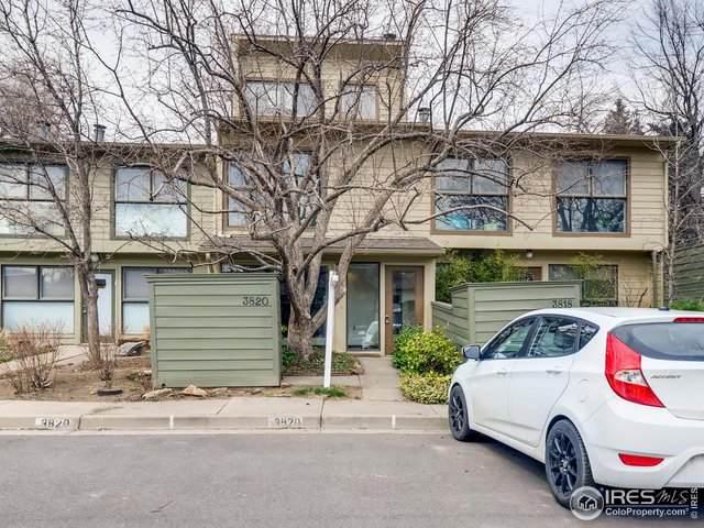 3820 Northbrook Dr, Boulder, CO 80304 (MLS #907544) :: 8z Real Estate