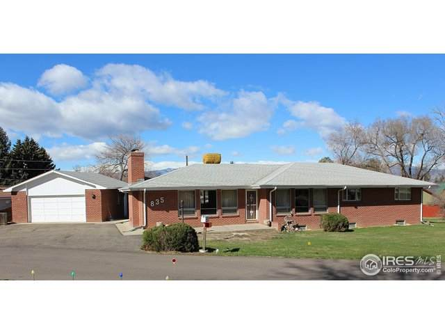 835 Dickens Ct, Longmont, CO 80501 (MLS #907552) :: 8z Real Estate