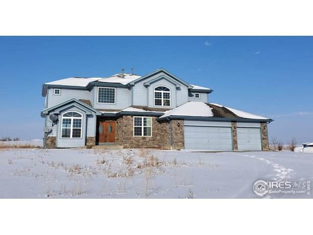 3506 County Road 19, Fort Lupton, CO 80621 (#907557) :: My Home Team