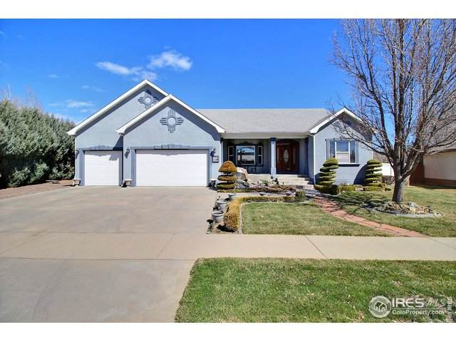 1910 78th Ave, Greeley, CO 80634 (MLS #907577) :: J2 Real Estate Group at Remax Alliance