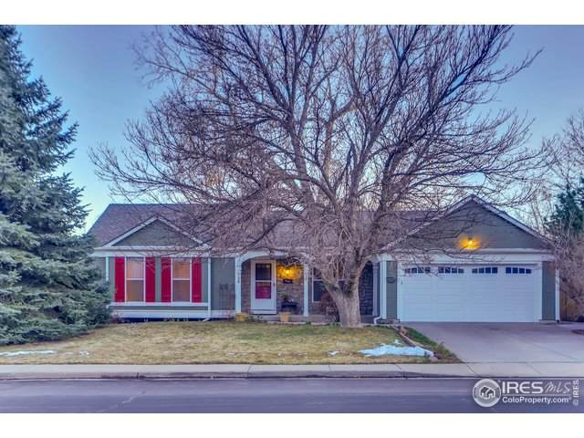 736 W Dahlia St, Louisville, CO 80027 (MLS #907590) :: 8z Real Estate