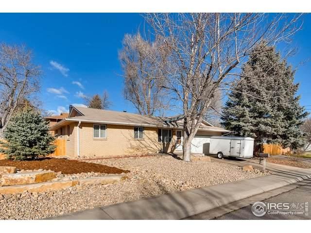 1037 Spencer St, Longmont, CO 80501 (MLS #907595) :: Colorado Home Finder Realty