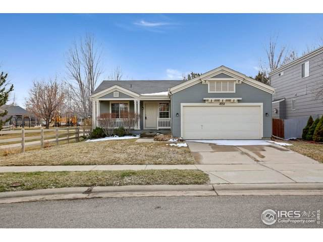 1832 Gordon Dr, Erie, CO 80516 (MLS #907618) :: Bliss Realty Group