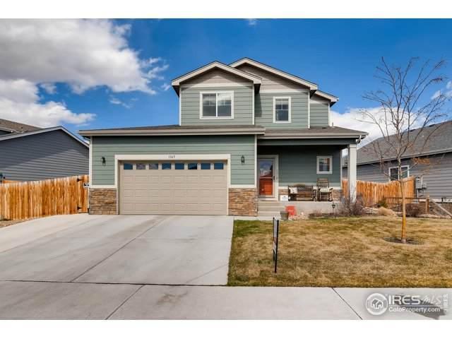 1165 Sunrise Cir, Milliken, CO 80543 (MLS #907620) :: 8z Real Estate