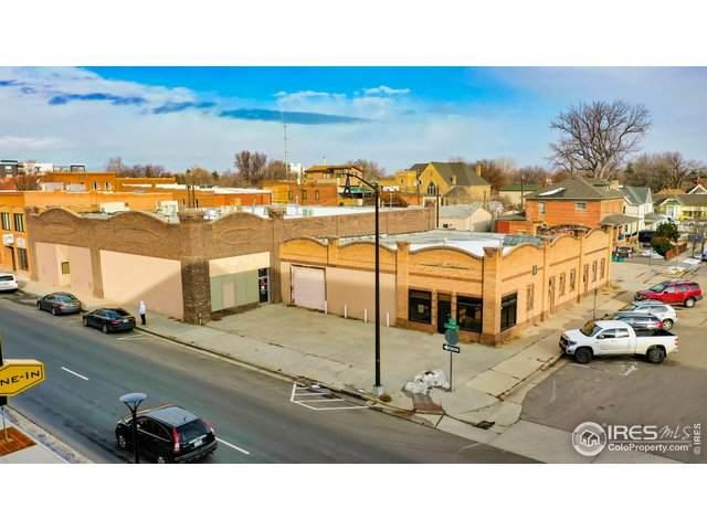 300 N Lincoln Ave, Loveland, CO 80537 (MLS #907623) :: 8z Real Estate
