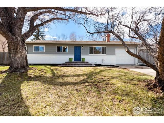 2505 W Plum St, Fort Collins, CO 80521 (MLS #907644) :: RE/MAX Alliance