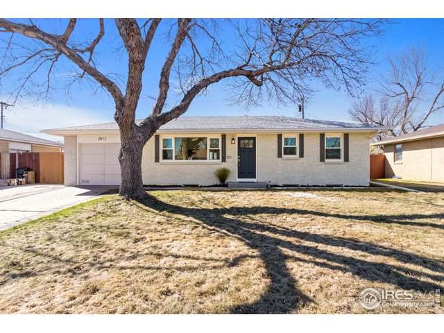 2812 W 12th St Rd, Greeley, CO 80634 (MLS #907645) :: Colorado Home Finder Realty
