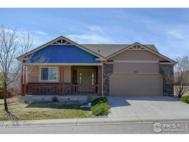 3816 Fletcher St, Loveland, CO 80538 (MLS #907651) :: 8z Real Estate