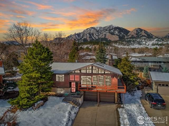 1535 Judson Dr, Boulder, CO 80305 (MLS #907652) :: Jenn Porter Group