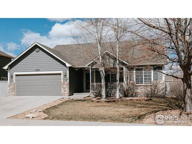 3340 White Buffalo Dr, Wellington, CO 80549 (MLS #907660) :: J2 Real Estate Group at Remax Alliance